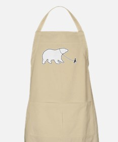 Penguin and Polar Bear Apron