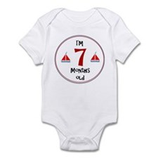 I'm 7 Months Old Body Suit