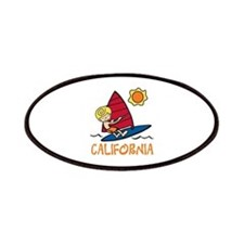 Windsurf California Patches