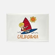Windsurf California Magnets