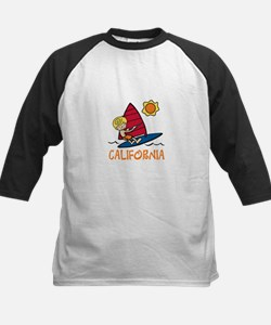 Windsurf California Baseball Jersey