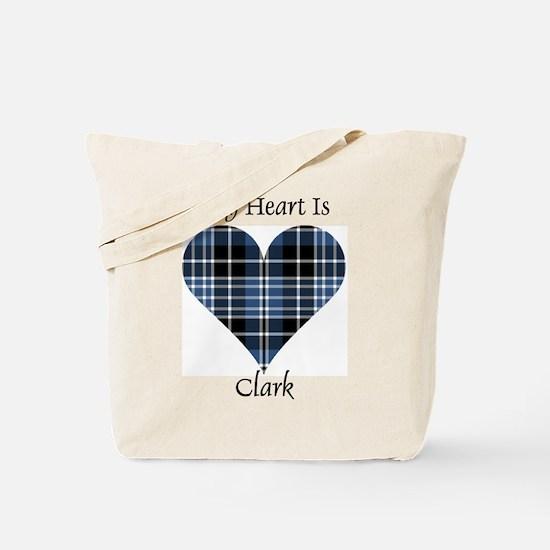 Heart - Clark Tote Bag