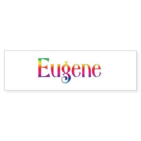 Eugene Bumper Sticker