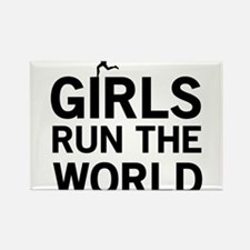 Girls run the world Magnets