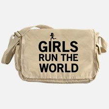 Girls run the world Messenger Bag
