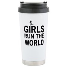 Girls run the world Travel Mug