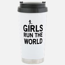 Girls run the world Travel Mug
