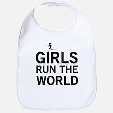 Girls run the world Bib