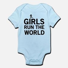 Girls run the world Body Suit