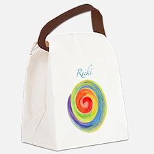 Funny Reiki Canvas Lunch Bag
