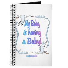 Baby Having Baby Journal