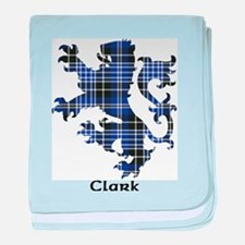 Lion - Clark baby blanket