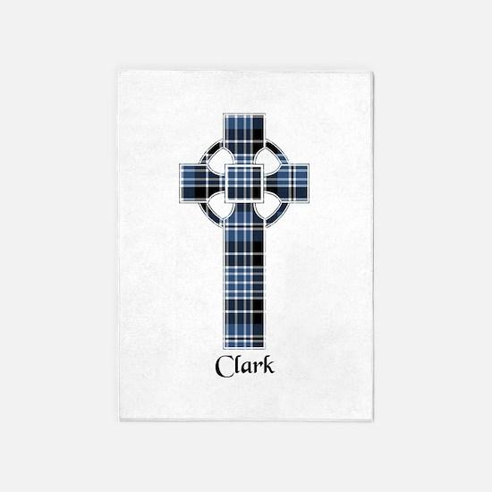 Cross - Clark 5'x7'Area Rug