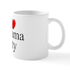 """I Love Panama City"" Coffee Mug"
