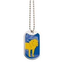 Lion Dog Tags