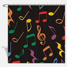 Unique Concert hall Shower Curtain