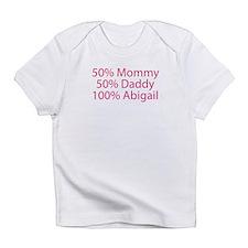 Unique Abigail Infant T-Shirt