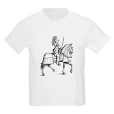 Knight in Armor T-Shirt