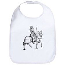 Knight in Armor Bib