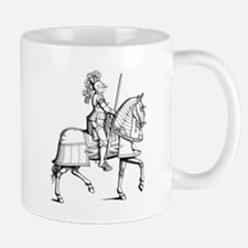 Knight in Armor Mugs