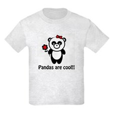 Pandas are Cool T-Shirt