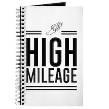 High mileage running Journal