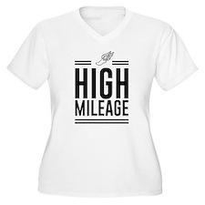 High mileage running Plus Size T-Shirt