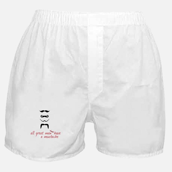 All Great Men Boxer Shorts