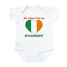 O'Cassidy, Valentine's Day Infant Bodysuit