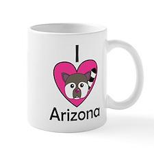 I Love Arizona Mug