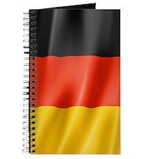 Germany Artistic Flag Journal