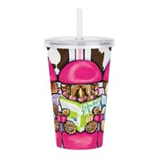 Posh Pup Salon Acrylic Double-wall Tumbler