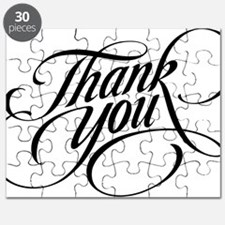 Thank You Puzzle