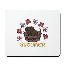 Groomer Mousepad