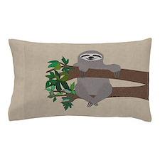 Sloth Pillow Case