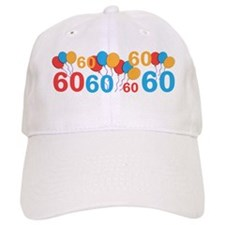 60 years old - 60th Birthday Baseball Baseball Cap