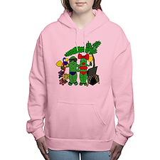 Pickles in Paradise Women's Hooded Sweatshirt