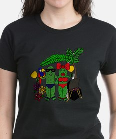 Pickles in Paradise Tee