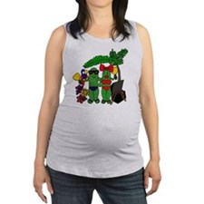 Pickles in Paradise Maternity Tank Top