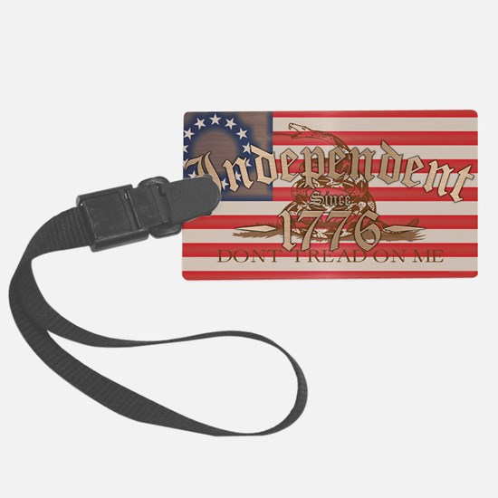 Independent Large Luggage Tag
