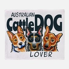 ACD Lover Throw Blanket