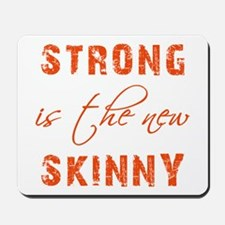 STRONG IS... Mousepad