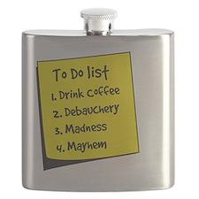 To do list mayhem Flask