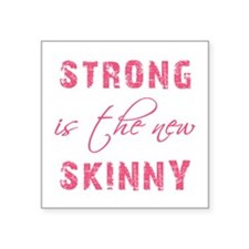 STRONG IS... Sticker