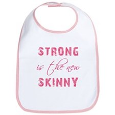 STRONG IS... Bib