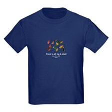 Kid's Friend To All Dark T-Shirt