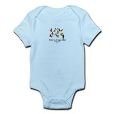 Infant Friend To All Body Suit