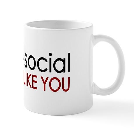 I don't like you Mug