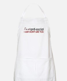 I don't like you BBQ Apron