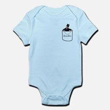 Infant Pocket Abe Body Suit